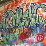 Photo by Leah Heiser- John Lennon Wall