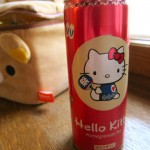This Hello Kitty Pomegranate tea was found in a small Asian-run grocery in Prague. It is quite easy to find other varieties of Asian drinks including aloe flavored and also boba milk tea in the city. (Photo by Mary Betz)